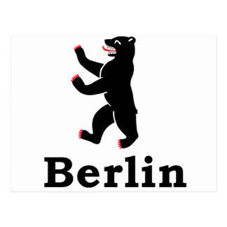 Berlin-Bär Postkarte