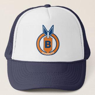Berlin-Bomber-Baseball-Mütze Truckerkappe