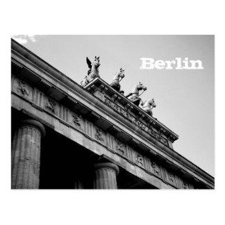 Berlin - Brandenburger Tor Postkarte
