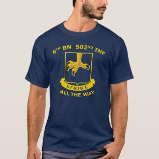 Berlin-Brigade untersucht 6/502 #1 T-Shirt