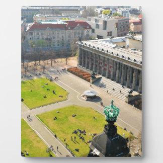 Berlin, Deutschland Fotoplatte