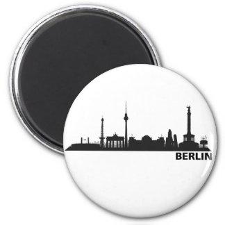Berlin Geschenkideen Runder Magnet 5,7 Cm