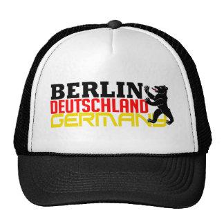 BERLIN-Hut - wählen Sie Farbe Truckercap