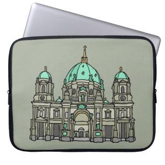 Berlin-Kathedrale Laptopschutzhülle