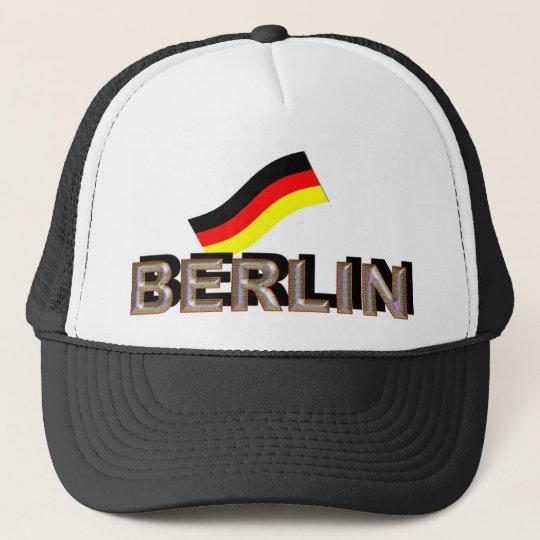 Berlin Metall Truckerkappe