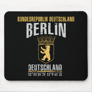 Berlin Mousepad