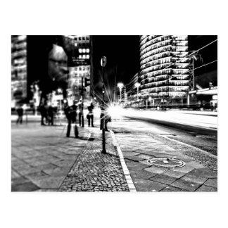 Berlin nachts postkarten