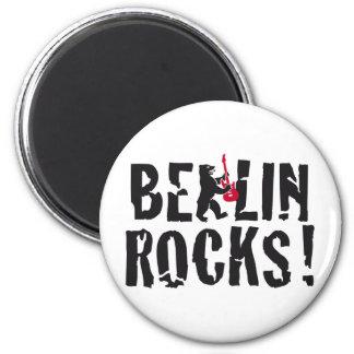 Berlin rocks runder magnet 5,7 cm