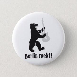 berlin rockt runder button 5,7 cm