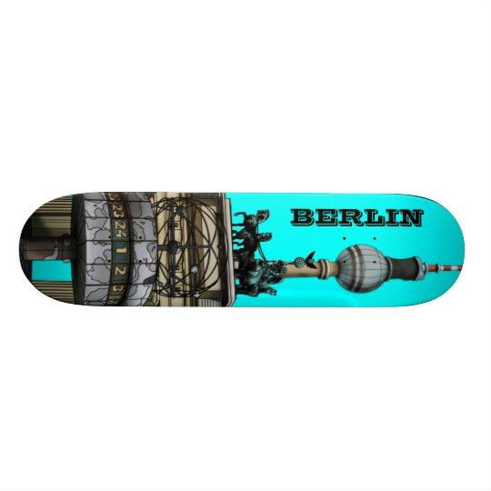 Berlin Skateboard 19,7 Cm Skateboard Deck