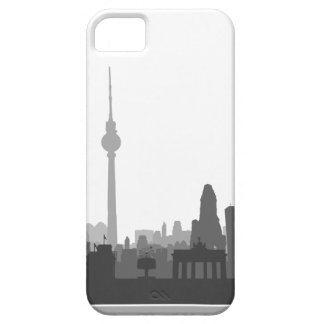 Berlin skyline iPhone 5 sleeve/Case Etui Fürs iPhone 5