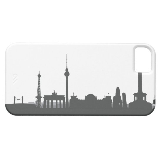 Berlin skyline iPhone 5 sleeve/Case Hülle Fürs iPhone 5