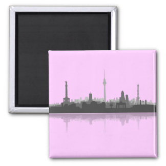 Berlin Skyline Kühlschrank Magnet Magnete