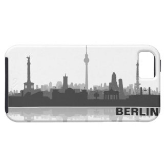Berlin town center of skyline iPhone 5 sleeve iPhone 5 Cover