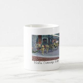 Berlin-Wagen-Fahrten Kaffeetasse