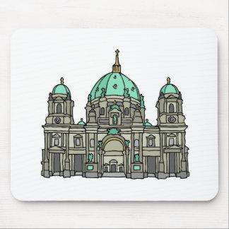 Berliner Dom Mousepad