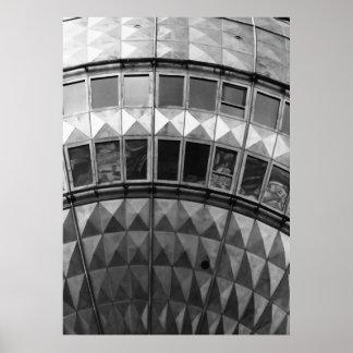 Berliner Fernsehturm No.7 Poster
