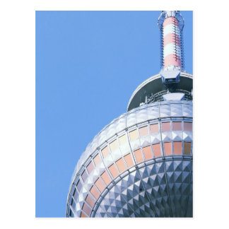 Berliner Fernsehturm Postkarte