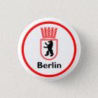 Berliner Stadtwappen (DDR) Runder Button 2,5 Cm