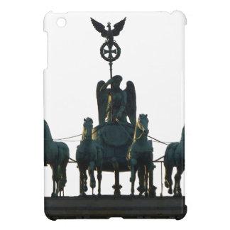 BERLINQuadriga an Brandenburger Tor iPad Mini Hülle