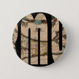 bermuda1662 runder button 5,1 cm