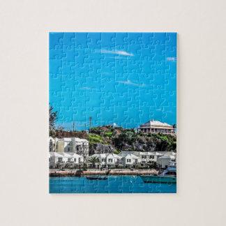 Bermuda-Ansicht Puzzle