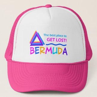 BERMUDA-DREIECK-Hut - wählen Sie Farbe Truckerkappe