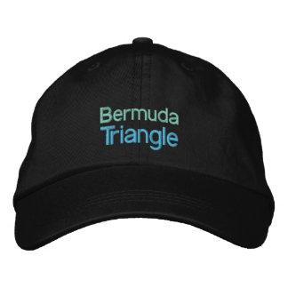 BERMUDA-DREIECK-Kappe Bestickte Kappe