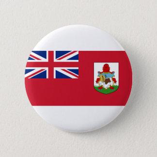 Bermuda-Flagge Runder Button 5,7 Cm