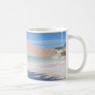 Bermuda - glauben Sie der Liebe Kaffeetasse