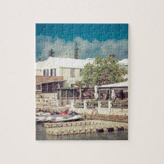 Bermuda-Jet-Ski Puzzle