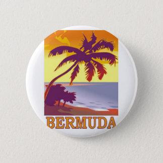 Bermuda Runder Button 5,7 Cm