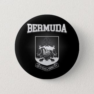 Bermuda-Wappen Runder Button 5,1 Cm