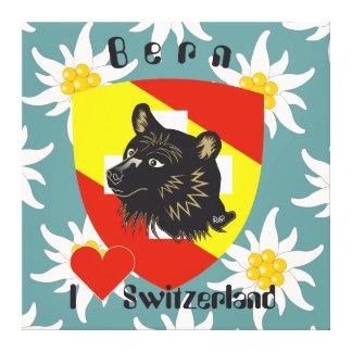 Bern, Berne, Berna, Bärn, Schweiz, Suisse Leinwand