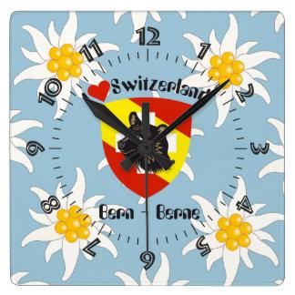 Bern Berne Berna Schweiz Suisse Svizra Uhr