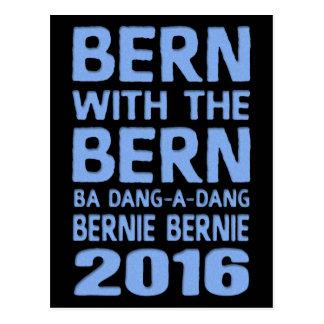 BERN mit dem BERN Postkarte