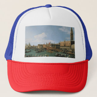Bernardo Bellotto - Himmelfahrtstag, Venedig Truckerkappe