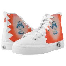 Bernd-Hass Hoch-geschnittene Sneaker