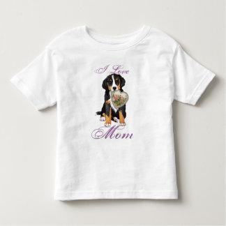 Berner Herz-Mamma Kleinkind T-shirt