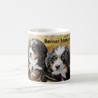 Berner Nations-Kaffee-Tasse Tasse