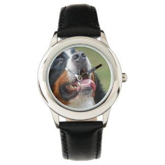 Berner Sennenhund Handuhr