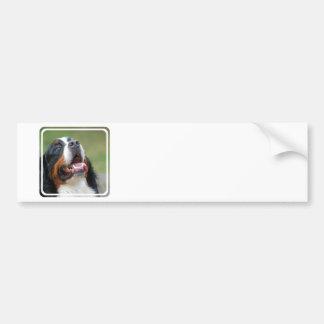 Berner Sennenhund HundeAutoaufkleber Autoaufkleber