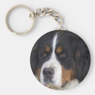 Berner Sennenhund Keychain Schlüsselanhänger