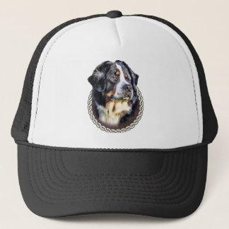 Bernese Gebirgshund 001 Truckerkappe