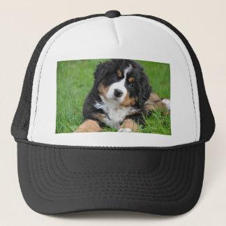 Bernese Gebirgshund Truckerkappe