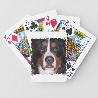 ": Bernese Gebirgshunde"" ""großer Hunde"" Hund Bicycle Spielkarten"