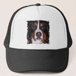 """: Bernese Gebirgshunde"""" """"großer Hunde"""" Hund Truckerkappe"""