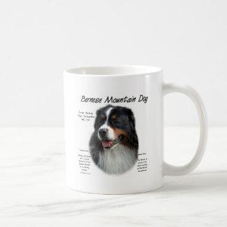 Bernese Gebirgshundegeschichtsentwurf Tee Tasse