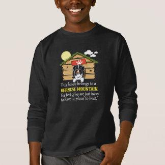 Bernese Gebirgshundehaus T-Shirt