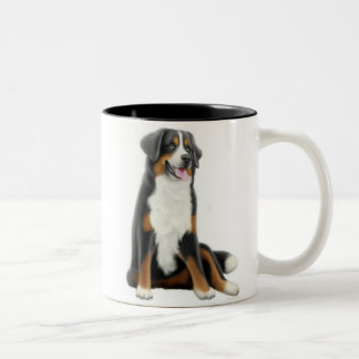 Bernese GebirgshundeTasse Haferl